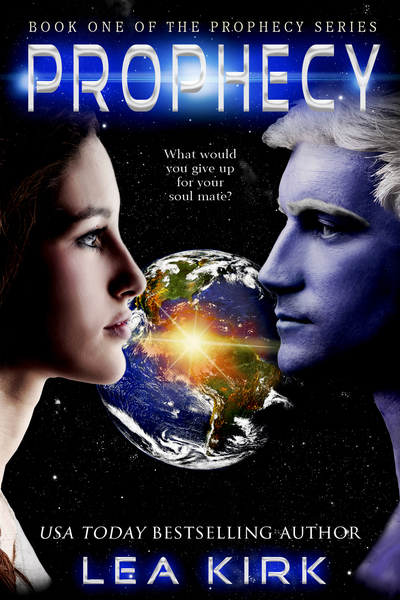 Prophecy, Book One of the Prophecy Series by Lea Kirk