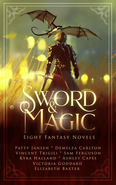 Sword & Magic by Patty Jansen