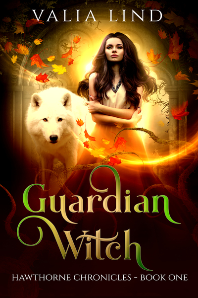 Guardian Witch by Valia Lind