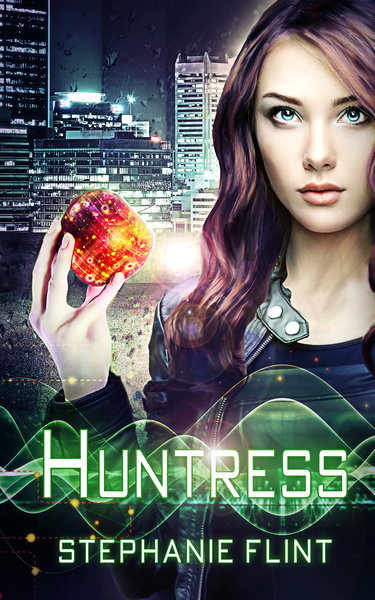 Huntress by Stephanie Flint