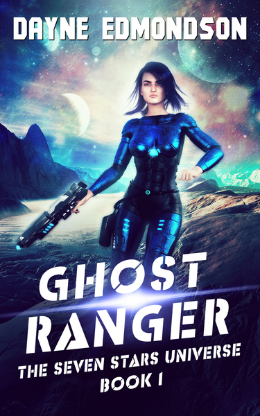Ghost Ranger by Dayne Edmondson