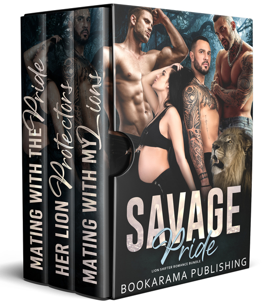 Savage Pride by Lilly Wilder