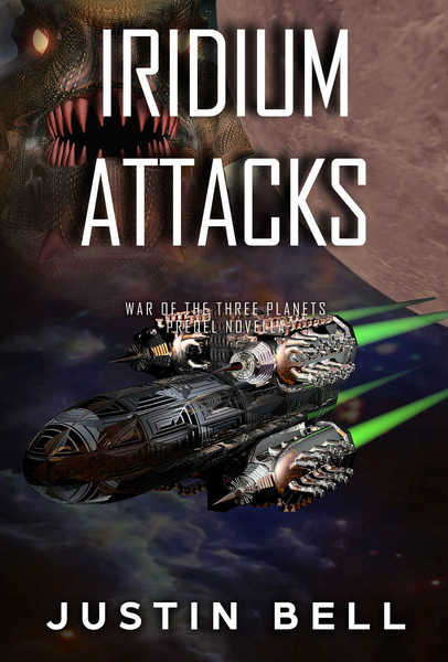 Iridium Attacks by Justin Bell