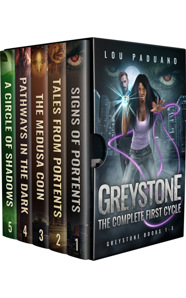 Greystone: The Complete First Cycle by Lou Paduano