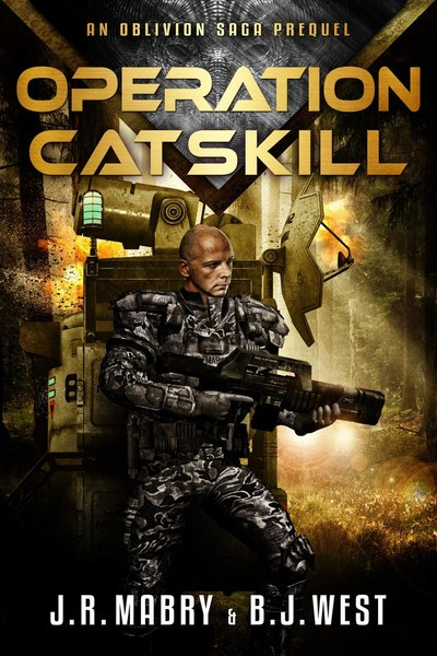 Operation Catskill by J.R. Mabry
