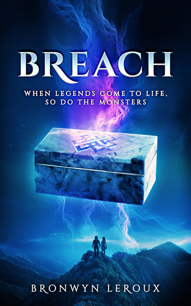 Breach by Bronwyn Leroux