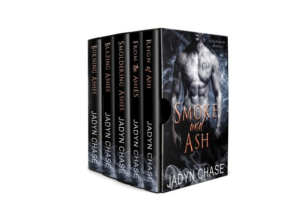 Smoke and Ash - Complete Box Set by Jadyn Chase