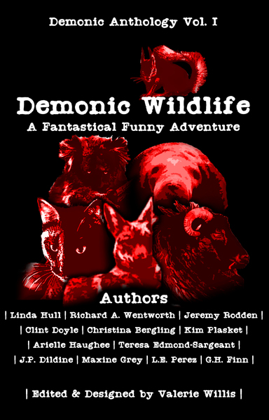Demonic Wildlife by Valerie Willis