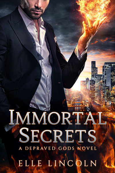 Immortal Secrets by Elle Lincoln