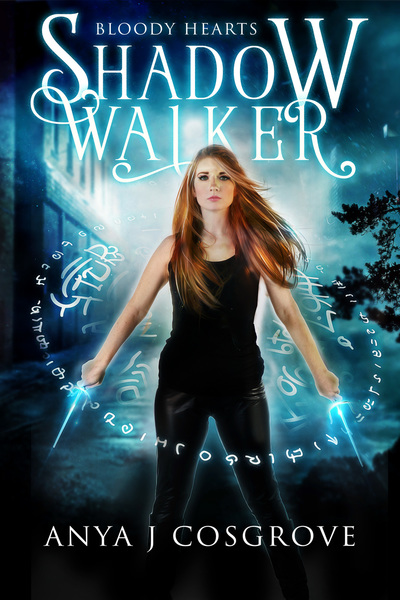Shadow Walker by Anya J Cosgrove
