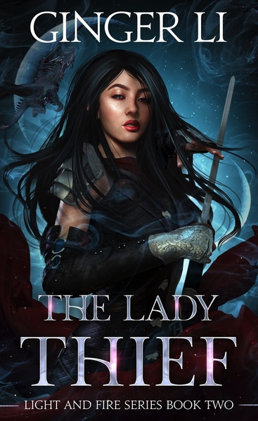 The Lady Thief Ch 1-3 by Ginger Li