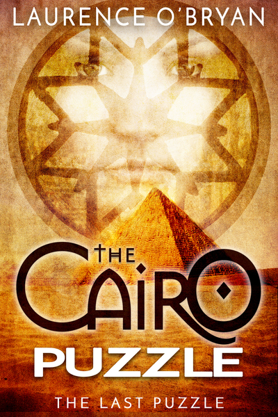 The Cairo Puzzle by Laurence OBryan - BooksGoSocial Mystery
