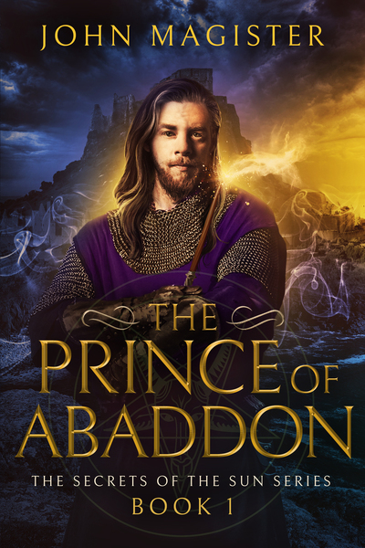 The Prince Of Abaddon by John Magister