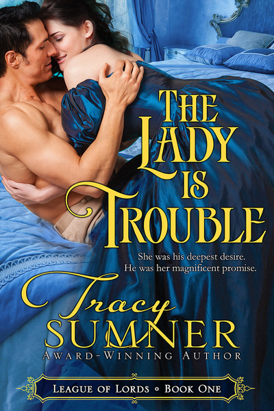 The Lady is Trouble (Sample) by Tracy Sumner