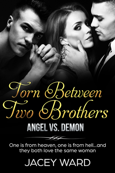 Angel VS. Demon by Jacey Ward