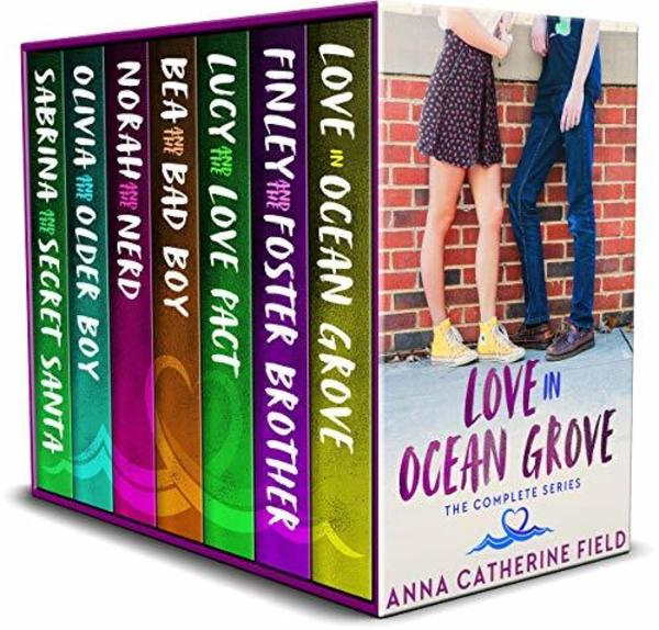 Love in Ocean Grove Boxed Set by Anna Catherine Field