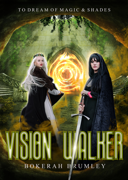 Vision Walker by Bokerah Brumley