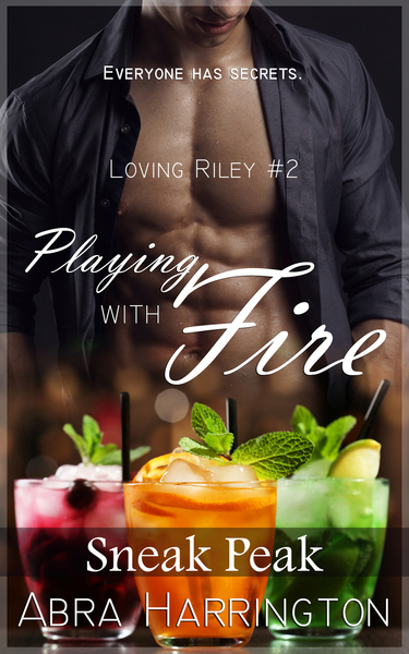 Playing With Fire by Abra Harrington