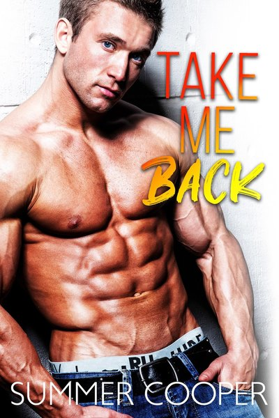 Take Me Back by Summer Cooper