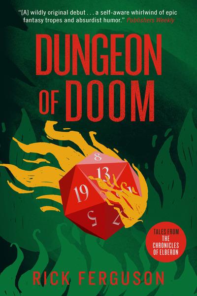 Dungeon of Doom by Rick Ferguson