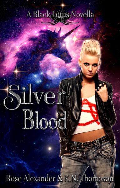 Silver Blood by Rose Alexander