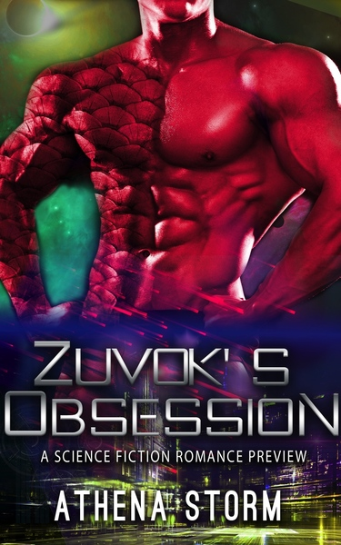 Zuvok's Obsession by Athena Storm