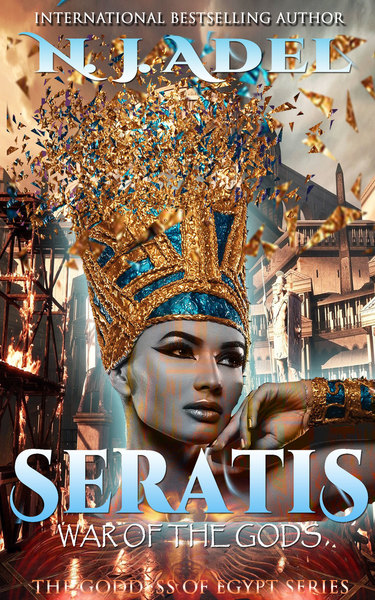 Seratis War of the Gods by N.J. Adel
