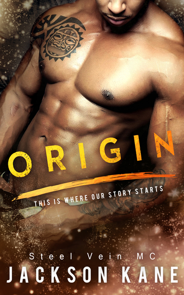 Origin by Jackson Kane