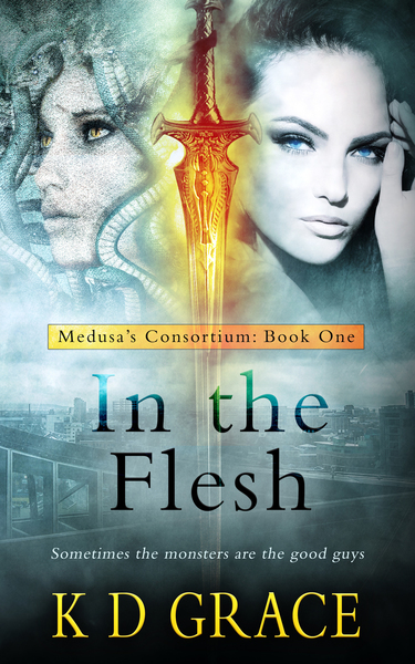 In the Flesh by K D Grace