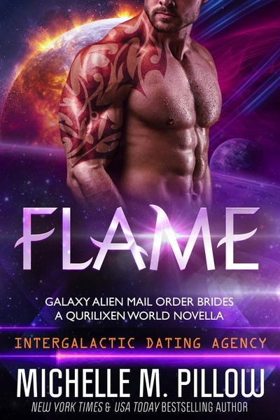 Flame by Michelle M. Pillow
