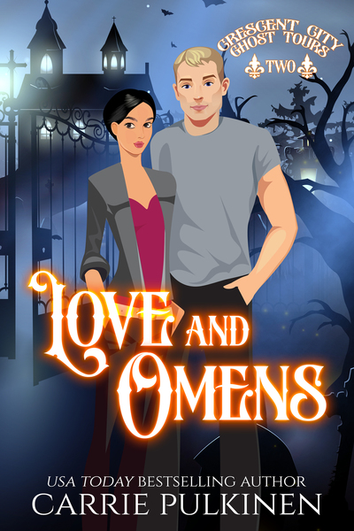 Love & Omens by Carrie Pulkinen