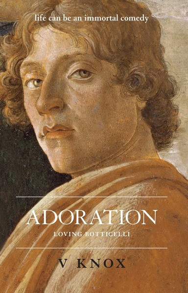 Adoration-loving Botticelli by V Knox