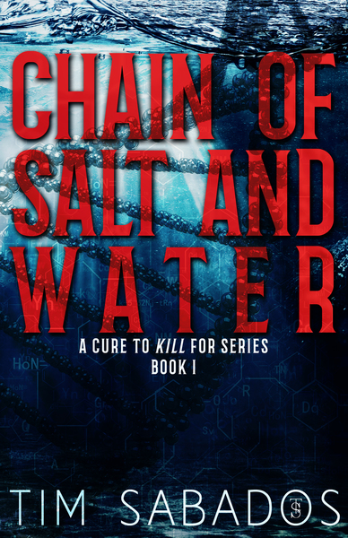 Chain of Salt and Water by Tim Sabados