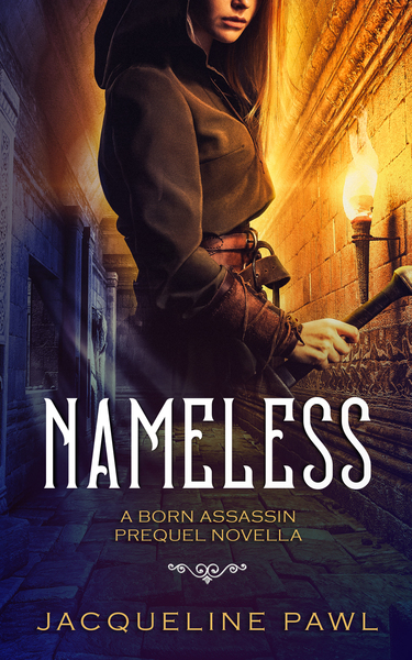 Nameless by Jacqueline Pawl