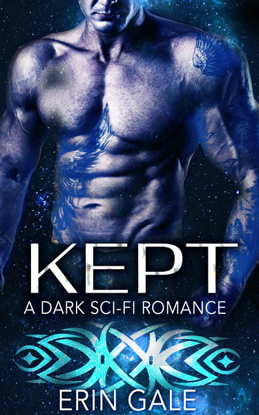 Kept: A Dark Sci-Fi Romance by Erin Gale