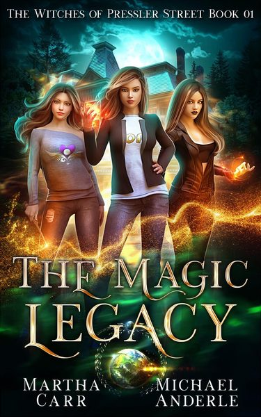 The Magic Legacy by Martha Carr