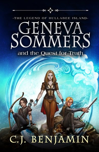 Geneva Sommers and the Quest for Truth by Christina Benjamin