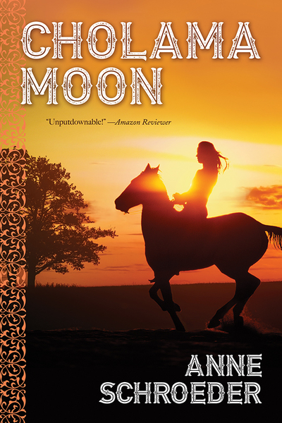 Cholama Moon by Anne Schroeder
