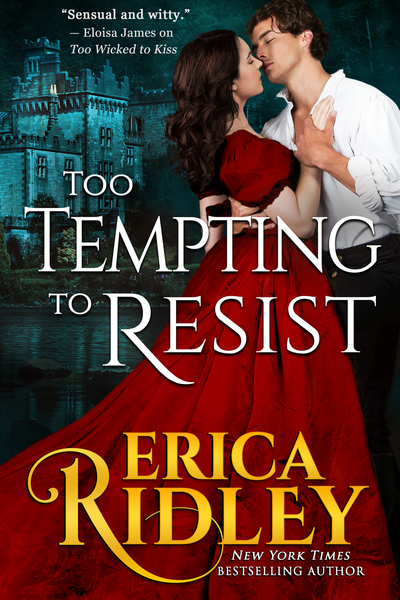 Too Tempting to Resist by Erica Ridley