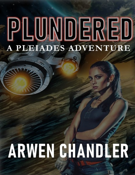 Plundered by Arwen Chandler