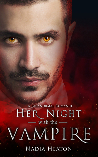 Her Night with the Vampire by Nadia Heaton