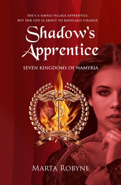 Shadow's Apprentice by Marta Robyne