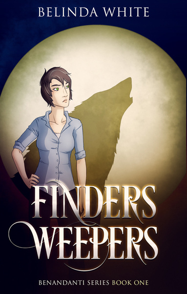 Finders Weepers by Belinda White