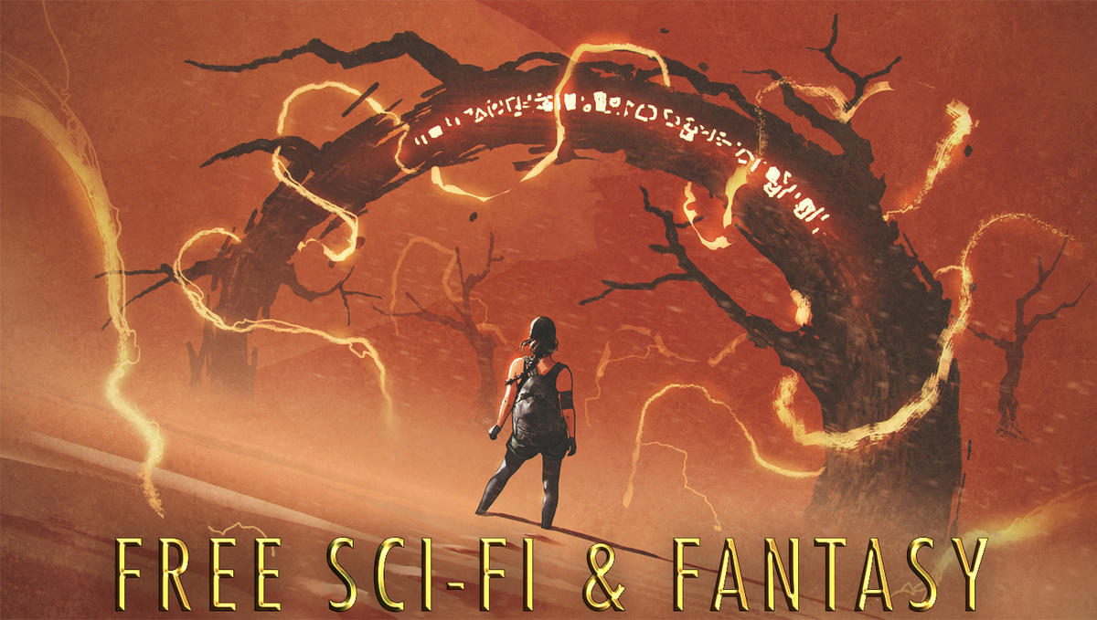 60 FREE Sci-Fi & Fantasy ebooks for download