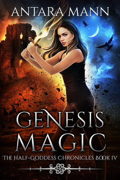 Genesis Magic by Antara Mann