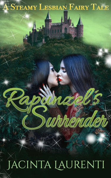 Rapunzel's Surrender by Jacinta Laurenti