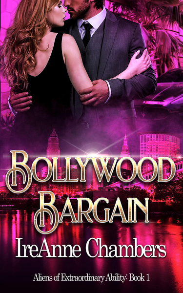 Bollywood Bargain by IreAnne Chambers