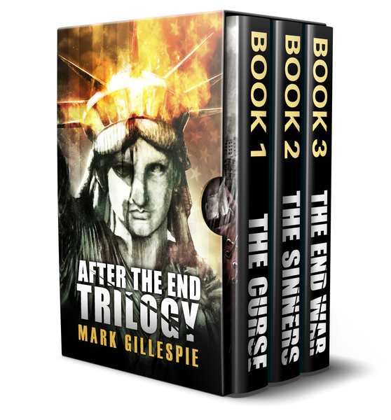 After the End Trilogy by Mark Gillespie