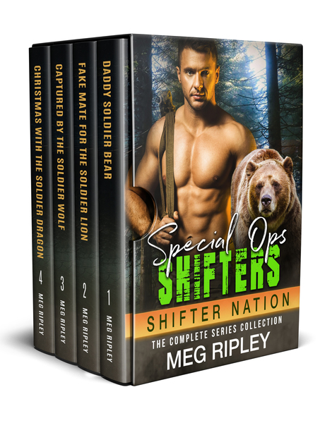 Special Ops Shifters: The Complete Series Collection by Meg Ripley