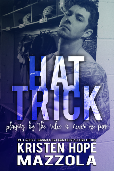 Hat Trick by Kristen Hope Mazzola